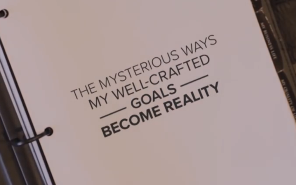 The Mysterious Ways Your Well-Crafted Goals Become Reality | Vishen Lakhiani