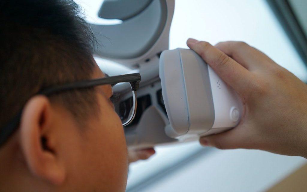 DJI – Introducing the DJI Goggles