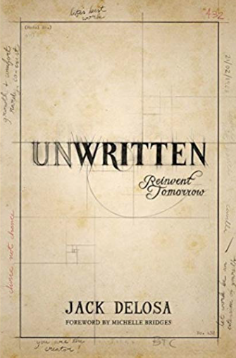 UNWRITTEN  by Jack Delosa – 5 stars